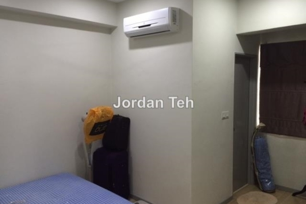 For Sale Condominium at Villa Orkid, Segambut Freehold Fully Furnished 3R/4B 790k