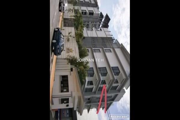 For Sale Condominium at Laman Ara Utama, Bandar Utama Leasehold Semi Furnished 3R/3B 1.1m