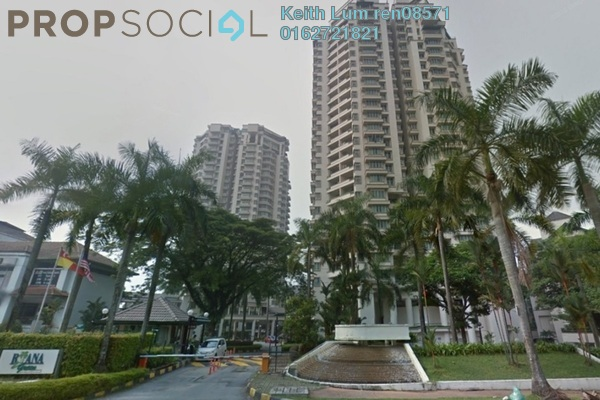 For Rent Condominium at Riana Green, Tropicana Freehold Fully Furnished 3R/2B 1.8k