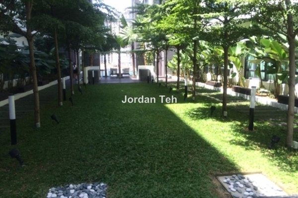 For Sale Condominium at Sé Terra, Bandar Utama Leasehold Semi Furnished 3R/4B 1.2m