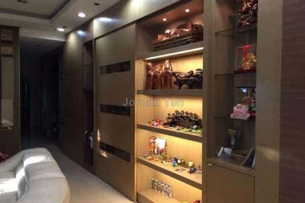 For Sale Semi-Detached at Aman Suria Damansara, Petaling Jaya Freehold Semi Furnished 7R/5B 3.6m
