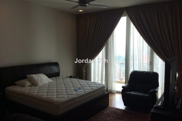 For Sale Duplex at Sunway Vivaldi, Mont Kiara Freehold Semi Furnished 4R/6B 2.65m