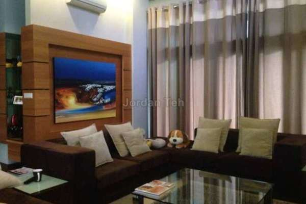 For Sale Bungalow at Kiara Hills, Mont Kiara Freehold Semi Furnished 5R/6B 6.6m