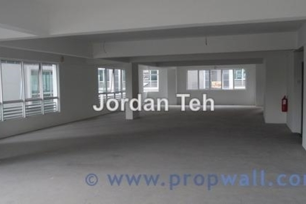 For Rent Shop at Parklane Commercial Hub, Kelana Jaya Leasehold Unfurnished 1R/1B 4k