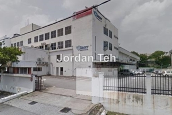 For Rent Factory at Section 13, Petaling Jaya Freehold Unfurnished 0R/0B 13.4k