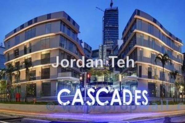 For Rent Office at Cascades, Kota Damansara Leasehold Unfurnished 0R/0B 4.5k