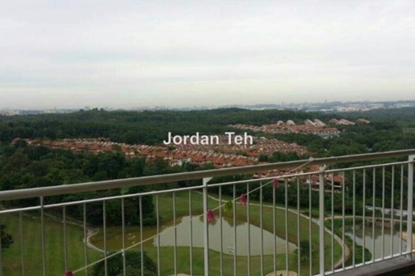 For Rent Condominium at I Residence, Kota Damansara Leasehold Semi Furnished 2R/3B 2.3k