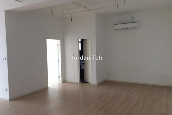 For Rent SoHo/Studio at Sunway Nexis, Kota Damansara Leasehold Semi Furnished 1R/1B 2.5k
