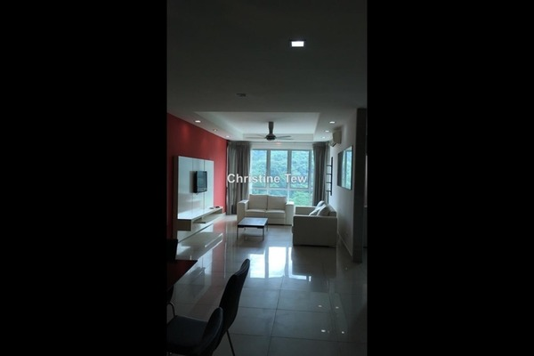 For Sale Condominium at Aston Kiara 3, Mont Kiara Freehold Semi Furnished 3R/3B 680k