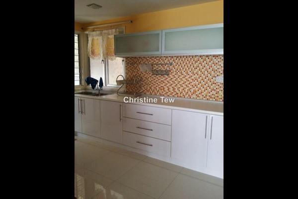 For Rent Condominium at Menara Menjalara, Bandar Menjalara Freehold Fully Furnished 3R/2B 1.5k