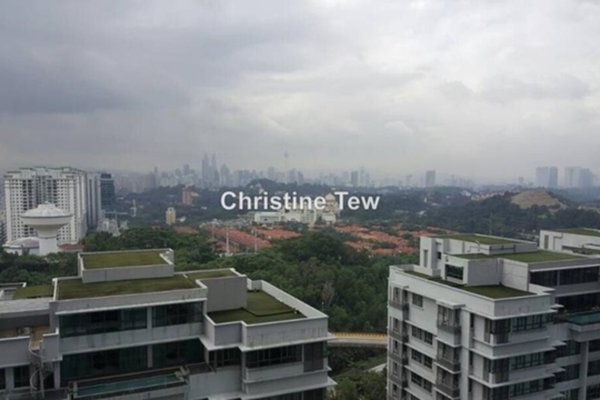 For Rent Condominium at Seni, Mont Kiara Freehold Fully Furnished 4R/5B 10k