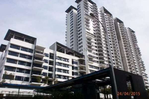 For Rent Condominium at Verdana, Dutamas Freehold Semi Furnished 3R/3B 3k