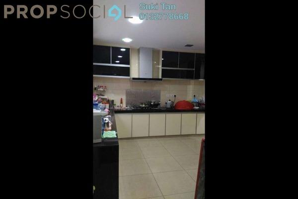 For Sale Terrace at Laman Rimbunan, Kepong Freehold Semi Furnished 5R/6B 1.33m