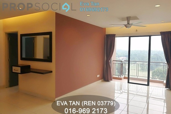 For Rent Condominium at Casa Indah 1, Tropicana Freehold Semi Furnished 3R/3B 2.1k
