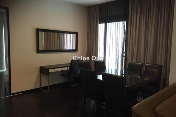 For Sale Condominium at Clearwater Residence, Damansara Heights Freehold Fully Furnished 1R/1B 1.05m