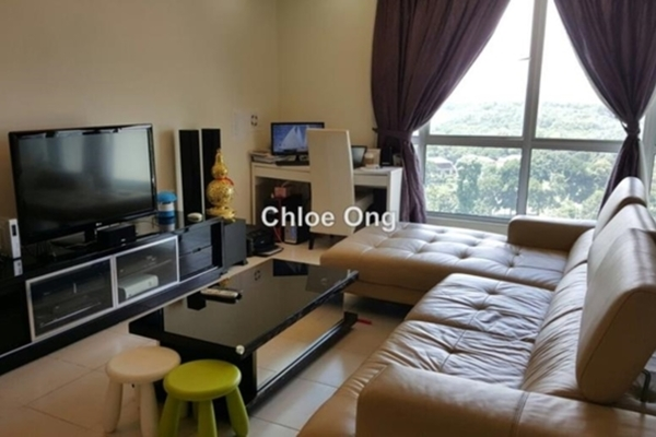 For Sale Condominium at Casa Indah 2, Tropicana Leasehold Fully Furnished 2R/2B 700k