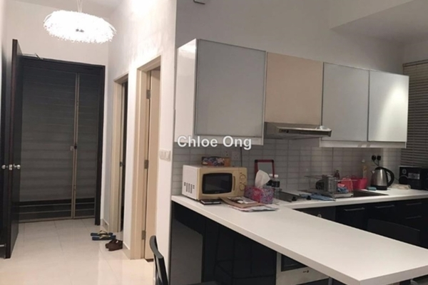 For Sale Condominium at Tropicana City Tropics, Petaling Jaya Freehold Fully Furnished 1R/2B 550k