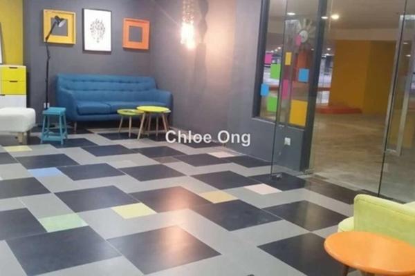 For Sale SoHo/Studio at Empire City, Damansara Perdana Leasehold Semi Furnished 0R/1B 300k