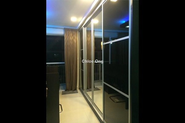 For Sale Condominium at Ritze Perdana 2, Damansara Perdana Leasehold Fully Furnished 1R/1B 330k