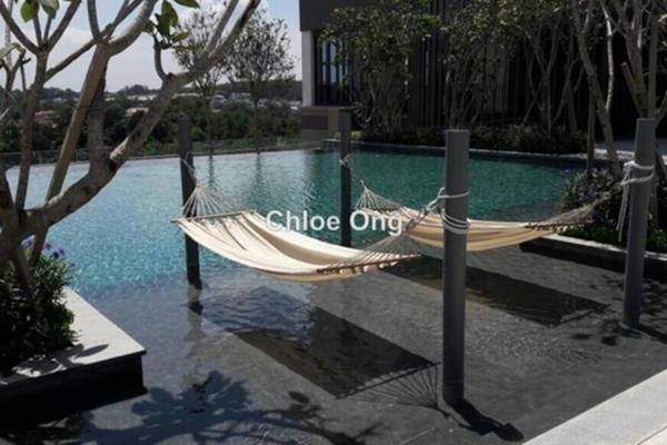 For Rent SoHo/Studio at Tropicana Gardens, Kota Damansara Leasehold Semi Furnished 0R/1B 1.8k