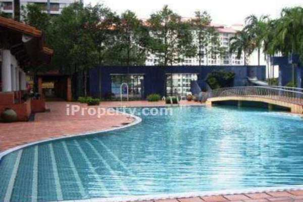 For Rent Condominium at Perdana Exclusive, Damansara Perdana Leasehold Fully Furnished 3R/2B 1.65k