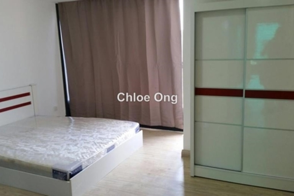 For Rent SoHo/Studio at Empire City, Damansara Perdana Leasehold Semi Furnished 0R/1B 950translationmissing:en.pricing.unit