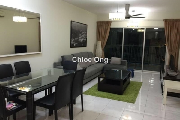 For Rent Condominium at Kiara Designer Suites, Mont Kiara Freehold Fully Furnished 3R/3B 3k