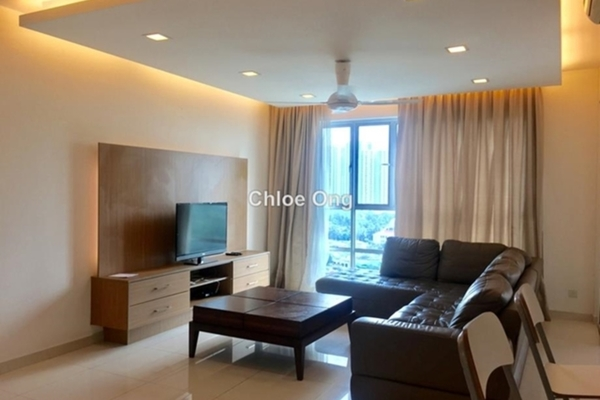 For Rent Condominium at Mont Kiara Meridin, Mont Kiara Freehold Fully Furnished 4R/3B 4.5k