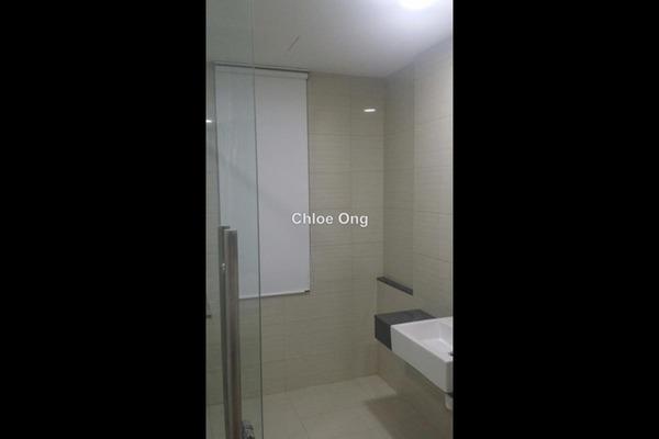 For Rent Condominium at Reflection Residences, Mutiara Damansara Freehold Semi Furnished 3R/2B 2.3k