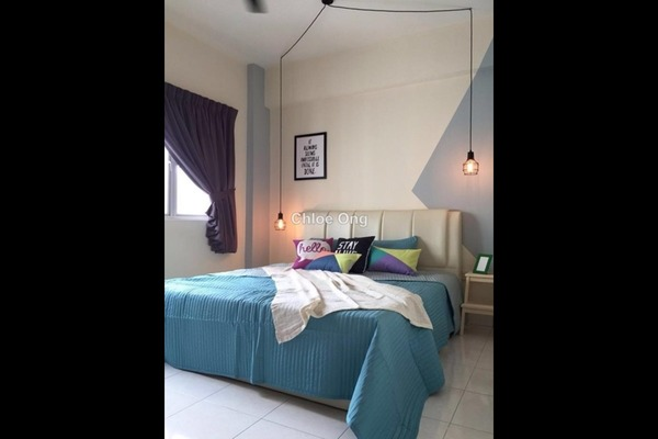 For Rent Duplex at Perdana Emerald, Damansara Perdana Leasehold Fully Furnished 4R/3B 3.2k