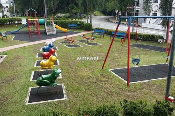 For Sale SoHo/Studio at Sri Alam, Shah Alam Freehold Unfurnished 0R/1B 250k