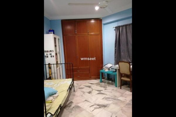 For Sale Condominium at Sri Alam, Shah Alam Freehold Semi Furnished 3R/3B 730k