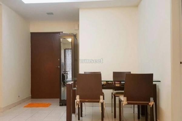 For Rent Condominium at Palm Spring, Kota Damansara Leasehold Semi Furnished 2R/2B 1.6k