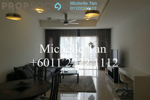 For Sale Condominium at Pavilion Residences, Bukit Bintang Freehold Fully Furnished 2R/2B 2.88m