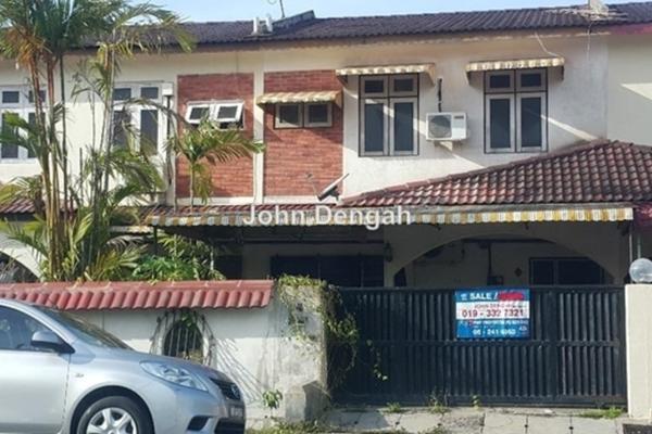 For Sale Terrace at Taman Bercham Jaya, Ipoh  Unfurnished 3R/3B 290k