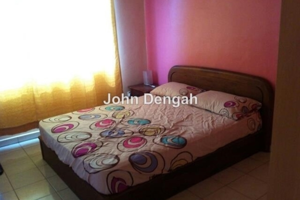 For Rent Apartment at Golf Vista Resort Homes, Ipoh Freehold Unfurnished 2R/2B 1.8k