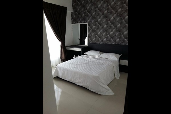 For Rent Condominium at The Majestic, Ipoh  Semi Furnished 2R/2B 2k