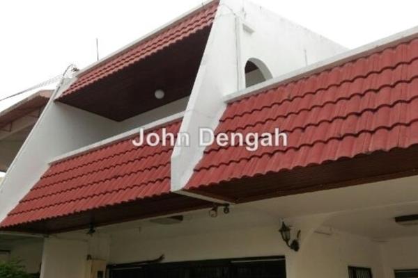 For Sale Semi-Detached at Taman Ipoh Selatan, Ipoh  Semi Furnished 4R/3B 1.2m