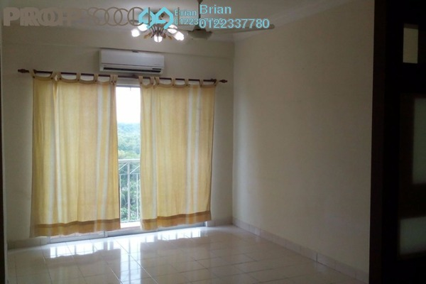 For Sale Condominium at Juta Mines, Seri Kembangan Freehold Semi Furnished 3R/2B 300k