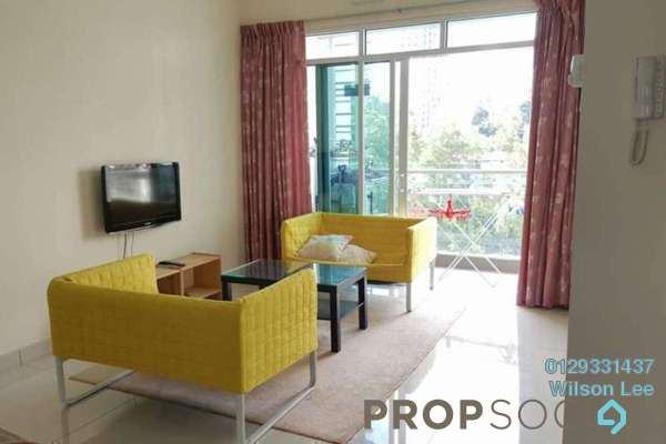 For Rent Condominium at Saville @ The Park, Pantai Freehold Fully Furnished 3R/2B 2.2k