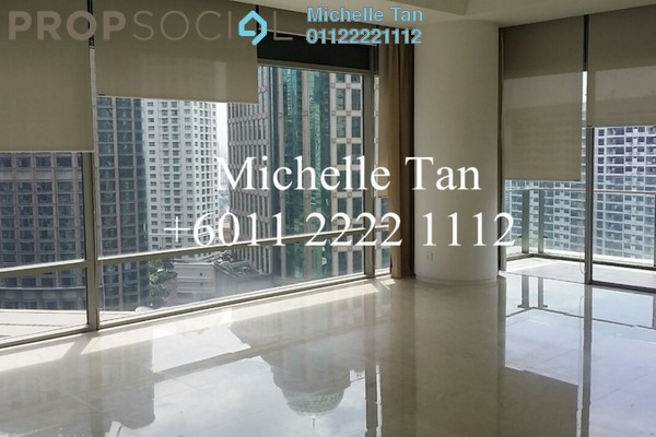 For Sale Condominium at Pavilion Residences, Bukit Bintang Freehold Semi Furnished 3R/5B 3.97m