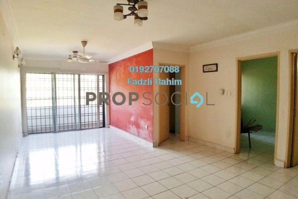 For Sale Apartment at Flora Damansara, Damansara Perdana Leasehold Unfurnished 3R/2B 220k