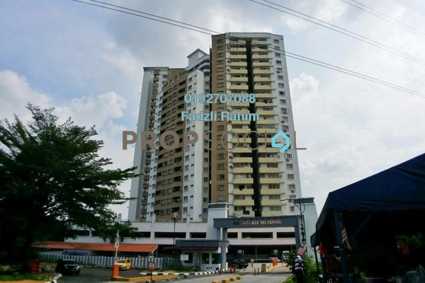 For Sale Condominium at Magna Ville, Selayang Leasehold Unfurnished 3R/2B 310k