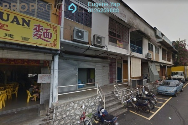 For Sale Shop at Taman Selayang Baru, Selayang Freehold Unfurnished 3R/4B 1.15m