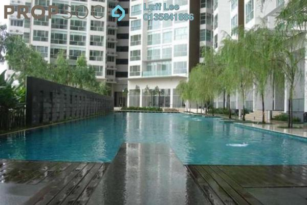 For Rent Condominium at Suasana Sentral Loft, KL Sentral Freehold Fully Furnished 3R/2B 4.7k