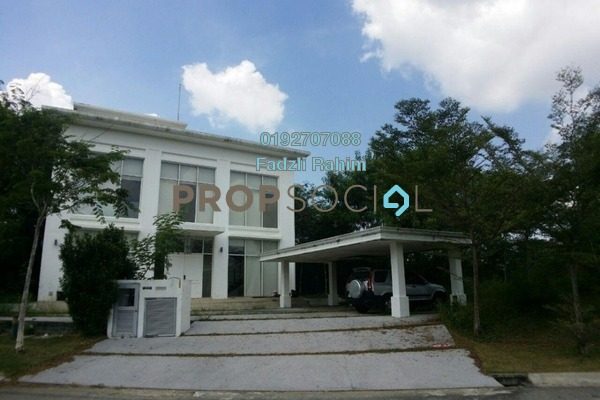 For Sale Bungalow at Perdana Lakeview East, Cyberjaya Freehold Unfurnished 5R/6B 3.8m