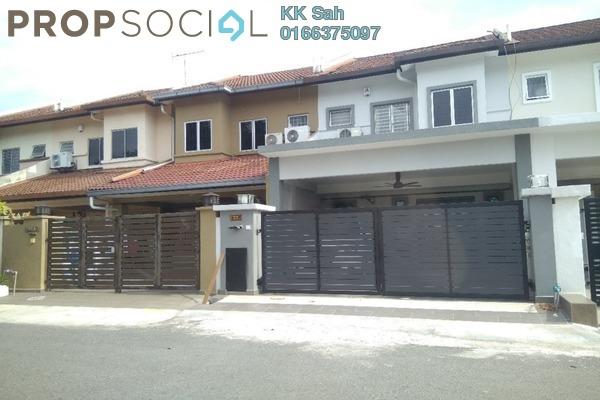 For Sale Link at Section 2, Bandar Mahkota Cheras Freehold Unfurnished 4R/3B 580k