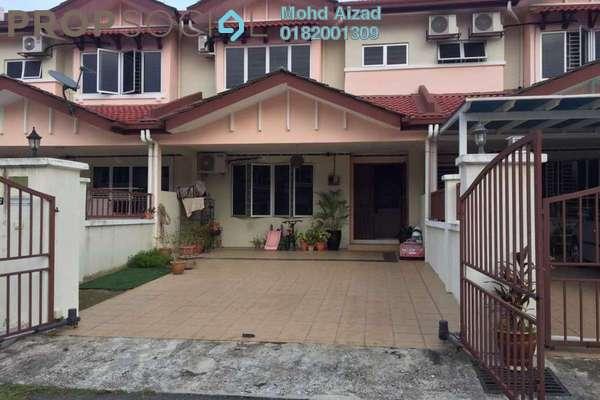 For Sale Terrace at Bandar Teknologi Kajang, Semenyih Freehold Semi Furnished 4R/3B 550k