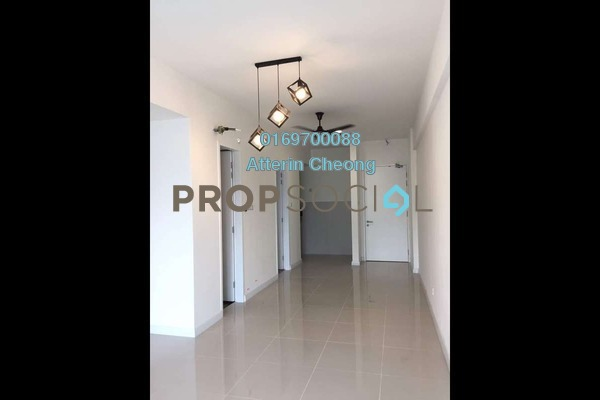 For Rent Condominium at Suria @ North Kiara, Segambut Freehold Unfurnished 2R/2B 1.4k