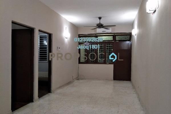 For Rent Apartment at Mahsuri Apartment, Setiawangsa Freehold Semi Furnished 3R/2B 1.3k